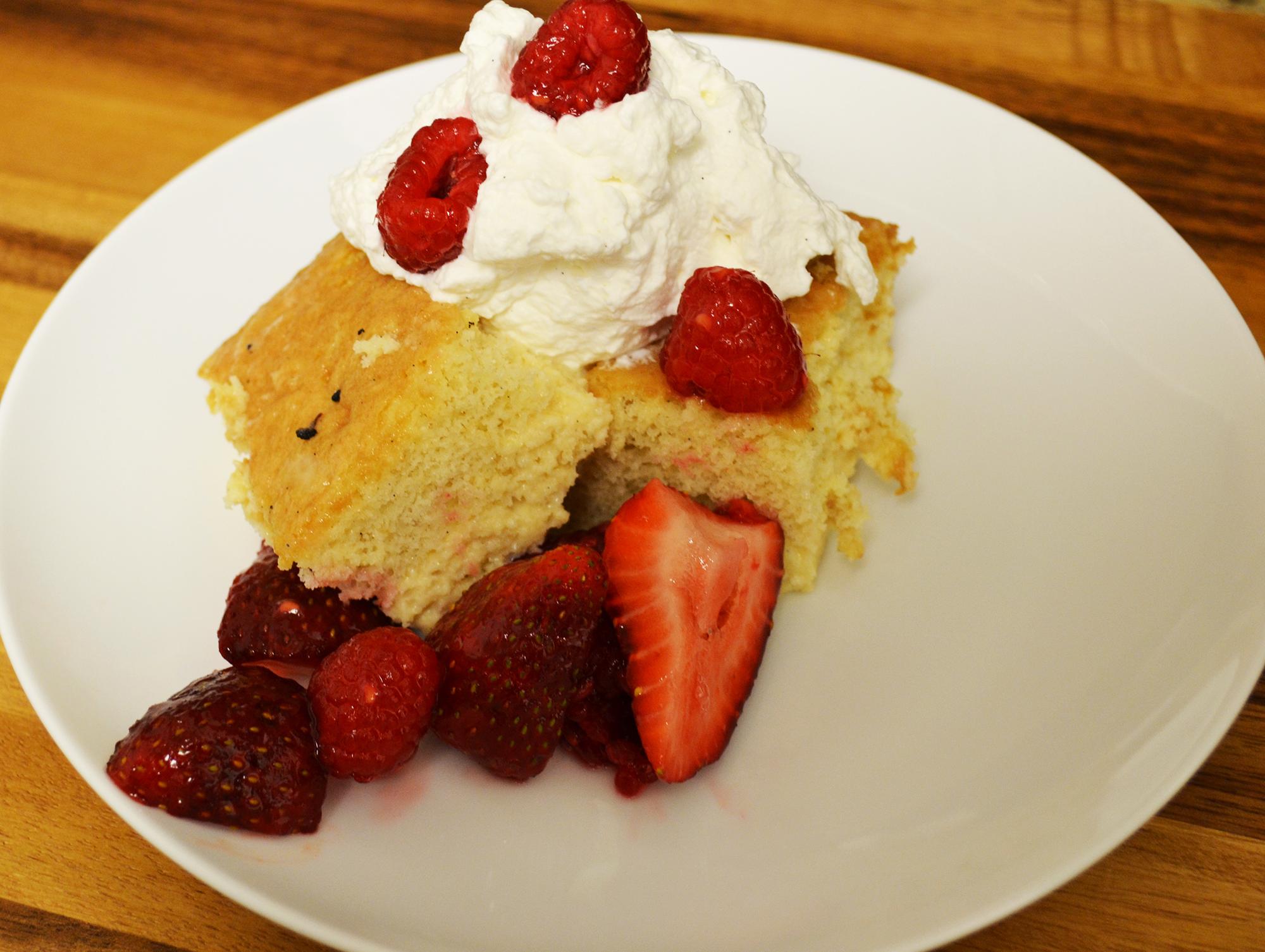 Tres Leches Cake – CakeStan